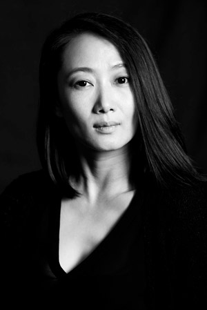 L'actrice Zhao Tao