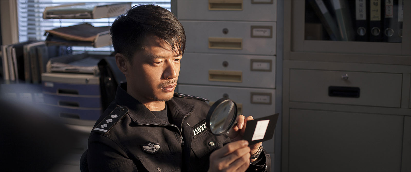 L'acteur Duan Yihong dans « The dead end »