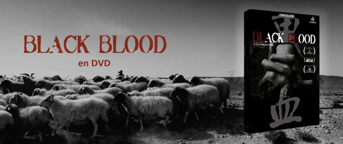 DVD du film « Black blood »