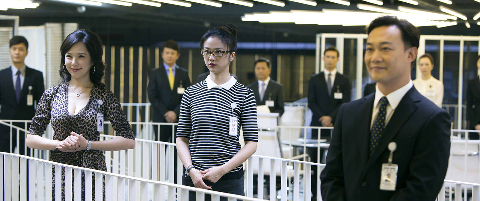 Sortie du film « Office » de Johnnie To