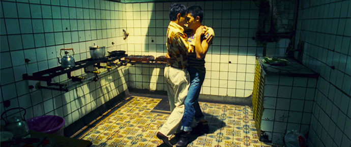 Happy Together de Wong Kar-wai